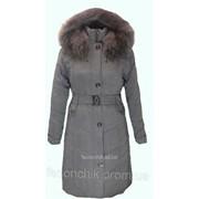 Пальто зимнее женское 12-8 фото