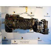 Коробка ДАФ ZF 16S221 с ретардером (ретардой)