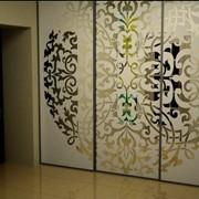 Пескоструйная обработка стекол и зеркал - производство, установка фото