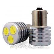 Светодиодные лампы CA-RE LED Turn Lamp 1156- 3W 24V BA15s High Power LED фото