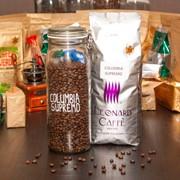 Cafea boabe Columbia Supremo фото