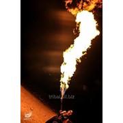 Огненное пиротехническое шоу Kashmir Фулл. фото
