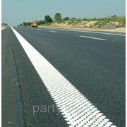 Спрей-пластик для разметки дорог холодный фото