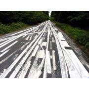 Краска демаркировочная для дорог серая фото