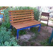 Садовая мебель разные проекты и формы фото