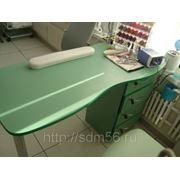 Маникюрный столик фото