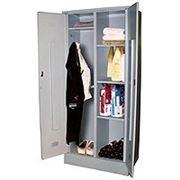 Шкаф хозяйственный цельносварной ШХ-800/500 фото