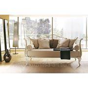 Кованый диван фото