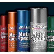 MetalSpecks™ - Аэрозольная краска. Декоративный металлик на основе флейков фото
