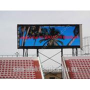 Светодиодные LED экраны для наружного применения, видеоэкраны фото