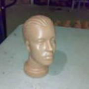 Манекен голова женская фото
