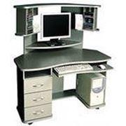 Компьютерный стол с выдвижными ящиками Ск-25 фото