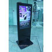 Видео реклама на экранах и ЖК мониторах фото