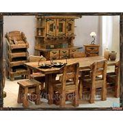 Мебель под заказ из массива фото