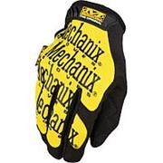 Перчатки Mechanix The Original® black/yellow фото