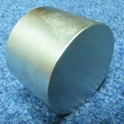 Неодимовый магнит 70x50 N42 фото