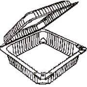 Упаковка пластиковая АЛЬФА-ПАК ПС-101 прозрачная фото