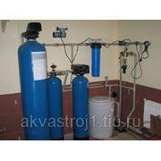 Монтаж фильтра для очистки воды для удаления железа все виды фото