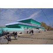 Проектирование железнодорожных вокзалов. фото