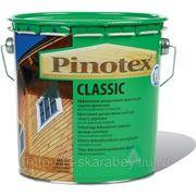 ПИНОТЕКС КЛАССИК (PINOTEX CLASSIC), 10л - антисептик для защиты дерева фото