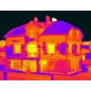 Тепловизионное обследование зданий и коттеджей фото