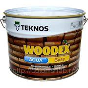 WOODEX AQUA BASE (ВУДЕКС БЕЙС АКВА) 10л - Грунтовочный антисептик для наружных работ. фото