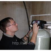 Обслуживание систем водоподготовки (сервис, ремонт, расходные материалы) фото