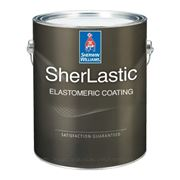 SherLastic™ Elastomeric Coating - Американская фасадная краска, компании Sherwin-Williams.