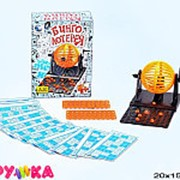 Игра настольная бинго лотерея 03-t320-d2999 фото