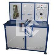 Стенд испытания электропневматических аппаратов тепловозов фото