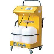 Установка для замены охлаждающей жидкости SIVIK КС-121 фото