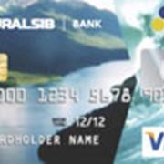 Услуги по обслуживанию платежных карт Visa Classic фото