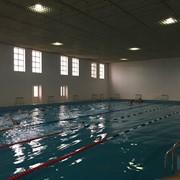 Услуги в плавательном бассейне фото
