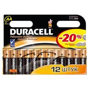 Батарейка DURACELL (12 шт.) LR3 фото