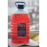 Низкотемпературная омывающая жидкость (-30С) 5 литров фото