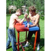 Стол для армреслинга- аренда фото