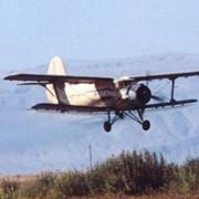 Авиационно-химическая обработка фото