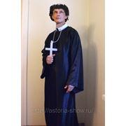 Костюм Монах, священник, падре фото