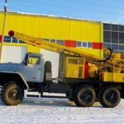 Буровая установка УРБ-2А2 фото