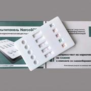 Тест для выявления наркотических веществ в слюне фото