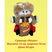 Сувенир - кукла 'Козак' фото