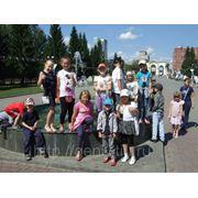 Городской лагерь, городской детский лагерь в Екатеринбурге фото