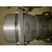 Штепсельный разъем генератора ШРГ 55ПК 6 НШ 6 (вилка) фото