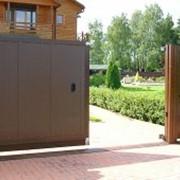 Ворота сдвижные DoorHan фото