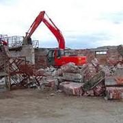 Демонтаж металлоконструкций любой сложности. Киев Вывоз мусора фото