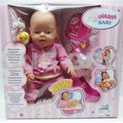 Куклы с функциями WARM BABY фото