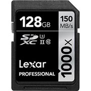 Карта памяти Lexar 128GB Extreme Pro UHS-I SDXC 10 клас 1892 фото