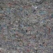 Полотно нетканое ХПП, ширина 1,5 м. частота строчки 2,5 мм.(серое) рулон 50 м. фото