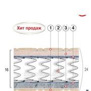 Матрац пружинный Велам Адмирал 200х160 фото