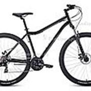 Велосипед Forward Sporting 29 2.0 Disc (2020) Черный 17 ростовка фото